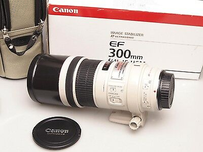 Canon EF 300 mm F/4 IS L USM Objektiv