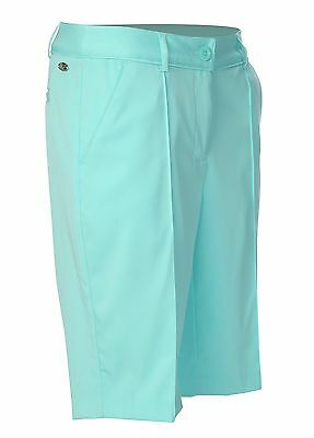 Greg Norman Ladies Womens Golf Palm Shorts Sport Clothing 68% OFF RRP