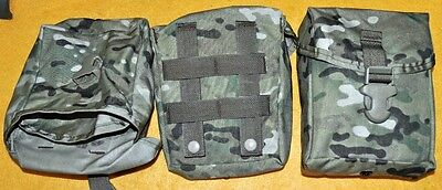 US Army Multicam (Crye tm)  IFAK First Aid Pouch only Brand new