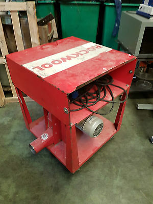Machine a souffler rockwool rockspeed de 2009