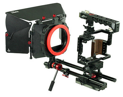 Filmcity Camera cage kit for Sony a7R II, a7S II, & a7 II