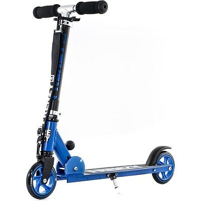 Frenzy 125mm Commuting Scooter - Blue