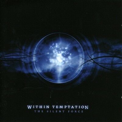Silent Force - Within Temptation (2005, CD NUOVO)