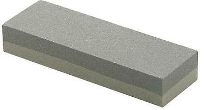New SHARPENING STONE 8   COMBINATION SHARPENING STONE CHISEL KNIFE