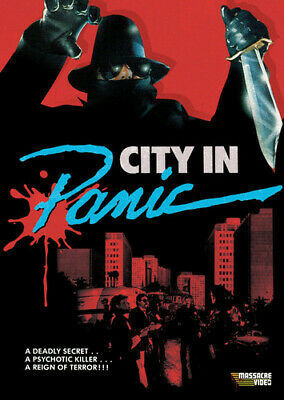 City In Panic (The Aids Murders) (2016, DVD NUEVO) (REGION 1)