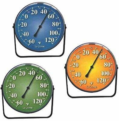 Thermometer Color Dial 5 Inch