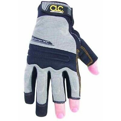 Custom LeatherCraft 140L Pro Framer Glove, Large
