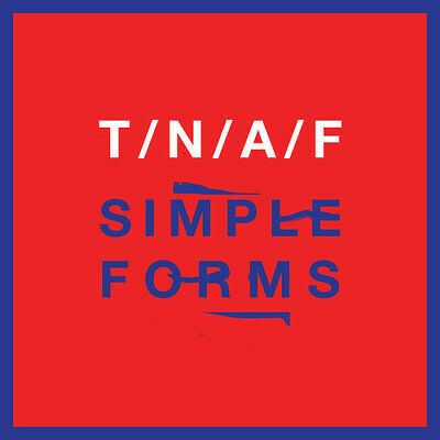 Simple Forms - Naked & Famous (2016, CD NUOVO)