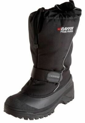 Baffin Tundra Men's Winter Boots - Black - All Sizes
