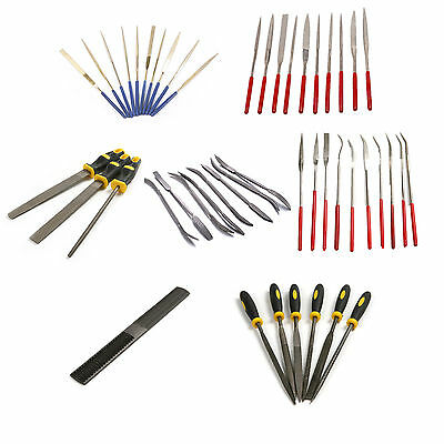 Coarse Riffler Files &Diamond Needle File& & Diamond Flat File&Rasp Repair Tool