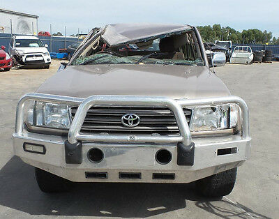 Toyota Landcruiser Trans/gearbox 100 Series, Man, Diesel, 4.2, 1Hd, Turbo, Full