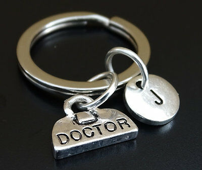 Doctor Medical Bag Keychain, Gift for Doctor, Medical Student Gift, PERSONALIZED