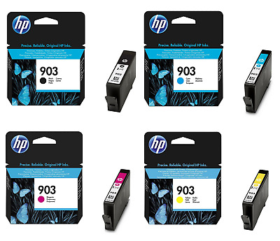 HP Original ( OEM ) Black and Colour Ink Cartridgess for HP OfficeJet Pro 6960