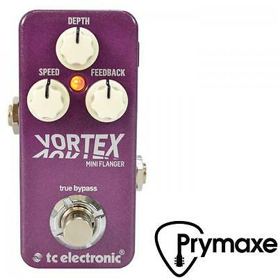 New! TC Electronic Vortex Flanger Mini w/Full Warranty! Fast Free Ship!
