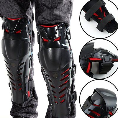 New Motorcycle Racing Motocross Knee Pads Protector Guards Protective Gear LO