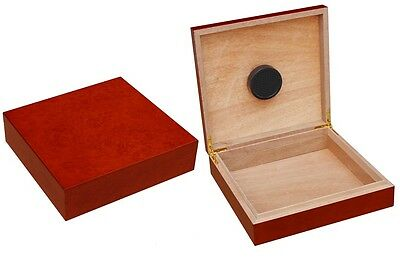 Small 20 Cigar Desktop / Travel Cigar Humidor