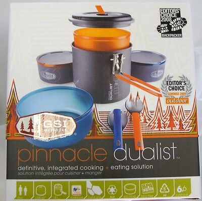 GSI Pinnacle Dualist Cooking System