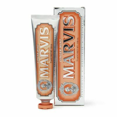 Marvis Marvis Ginger Dentifricio 75Ml