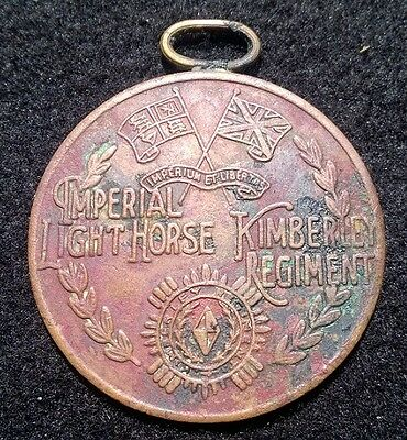 I.L.H. Imperial Light Horse Medallion 1965 Reunion - South Africa