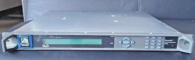 Scientific Atlanta/Cisco PowerVu Model D9390 Advanced DVB Modulator -UNTESTED