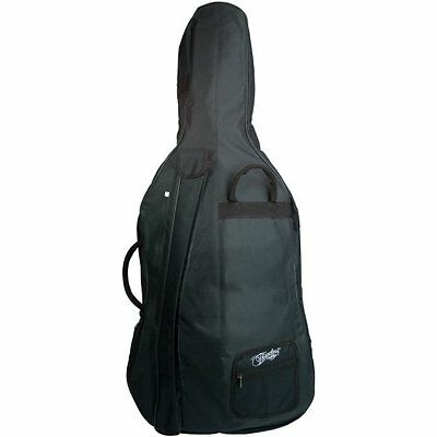 Theodore Padded Cello Gig Bag - 3/4 Size Durable Soft Case