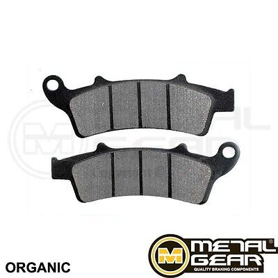 MetalGear Brake Pads Front L PIAGGIO Beverly 350 Sport Touring ABS 2011 - 2015