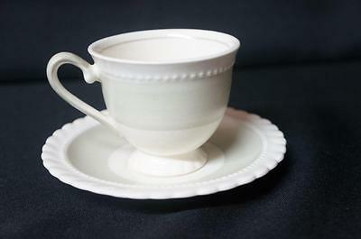 Vintage Monticello Steubenville, Herman C. Kupper Demitasse Cup and Saucer