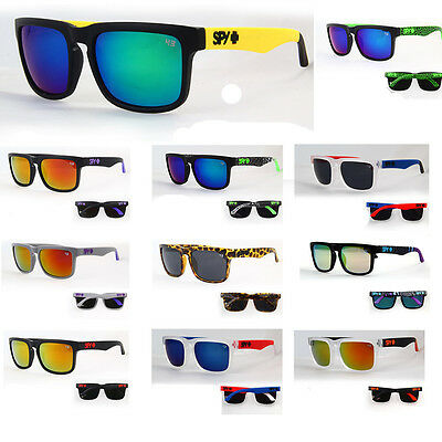Outdoor Sport Fashion Retro Ken Block Cycling Helm Sunglasses Aviator With Bag