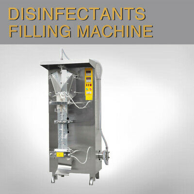 Sachet Water Filling Packing Machine 50-2000ml By Sea