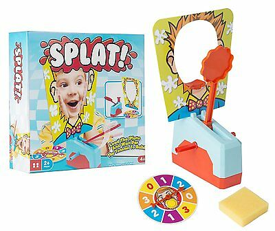 New Splat Game Inspired By Pie Face; Fun Family Game