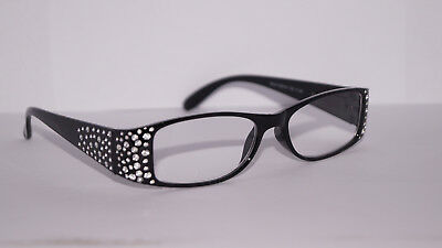 lunettes loupes  lecture  strass  R214 n° 213B