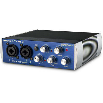 Presonus Audiobox USB Audio Recording Interface