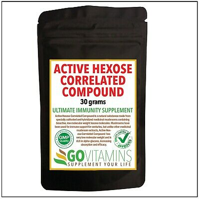 **amazing Offer** Ahcc (Active Hexose Correlated Compound) Powder – Govitamins