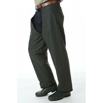 Sherwood Forest Perch Wax Cotton Leggings,Waterproof Overtrousers,All Sizes