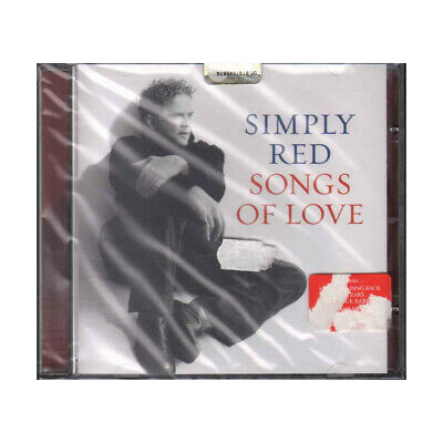 Simply Red CD Songs Of Love Nuovo Sigillato 4029759055648