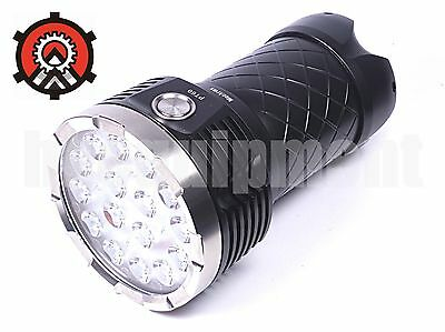 Mecarmy PT60 16X CREE XP-G2 S4 9600lm USB RECHARGEABLE POWERBANK LED TORCH