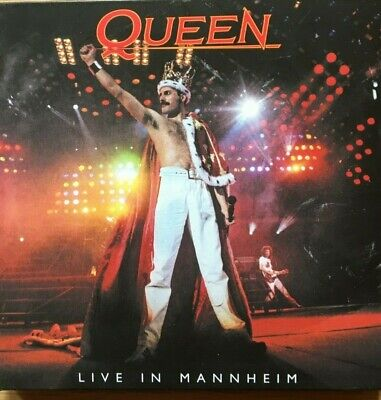 "Queen ""greatest Hits Part Ii"" Rare Double Cd Neuf !"