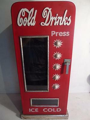 Cold Drinks cabinet storage cabinet that looks like a fridge FREE UK P & P