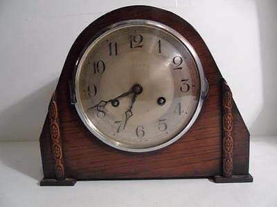 Vintage mantle clock Sanders & Co London FREE UK P&P