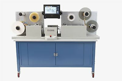 Primera FX1200 Label Finishing System - Label Cutter