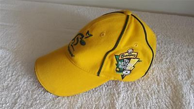 Wallabies Tri Nation Offical Cap In Great Cond  Adult Size