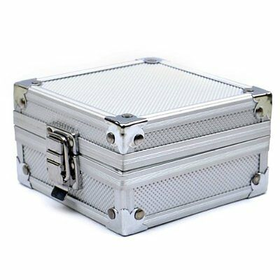 Top Hot Sell Aluminum Case Box with Clasp for Rotary Tattoo Gun Machine quality
