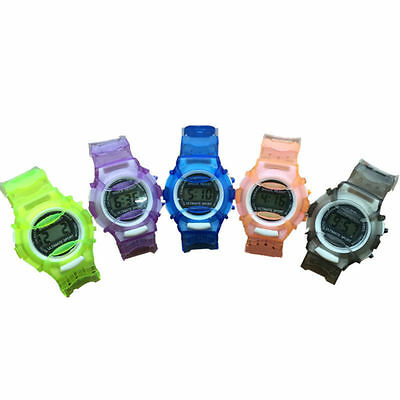 Sport Watch Electronic Digital Electronic For Child HOT Multifunction Wrist