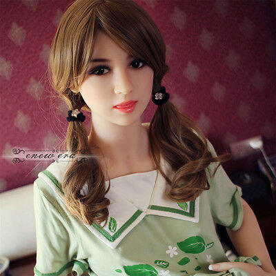 153cm Realistic poupée de sexe Lifelike Real Silicone Solid Love Toy Lovely