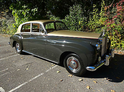 Rolls Royce Silver Cloud ll V8 - 1961 - P/X or Swap welcome