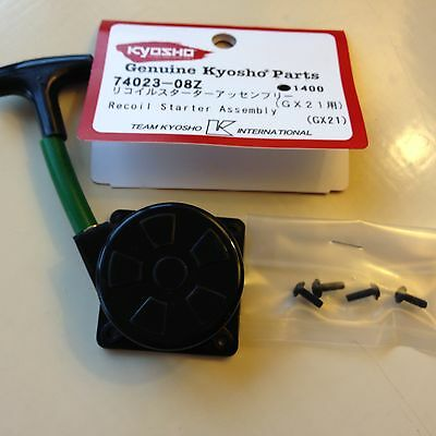 Kyosho Inferno Mp7.5 Sports Gx21 Pull Start 74023-08