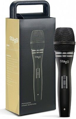 Stagg SDM90 Professional Cardioid Dynamic Microphone