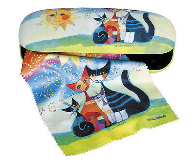 Fridolin Glasses Case with Lens Cloth, Wachtmeister - Momenti di felicit