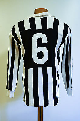 Match Worn Juventus 1984/1985 Home Football Shirt Maglia Jersey Kappa Scirea #6