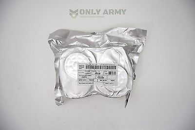 NEW British Army GSR Gas Mask Filter ( Set of Filters ) Sealed Packed